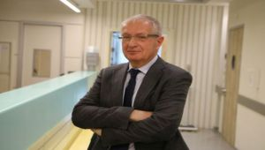 Parmaksızoğlu, NPİSTANBUL Beyin Hastanesi'nde