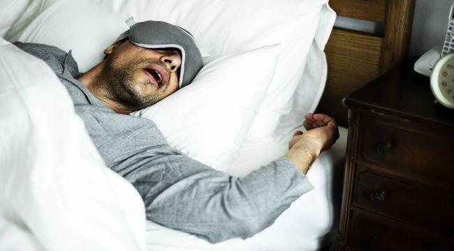 Bel ve boyun çevresinde yağlanma uyku apnesi sebebi