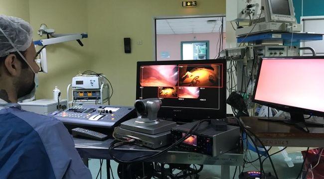 Ege'de canlı yayında obezite ameliyatı