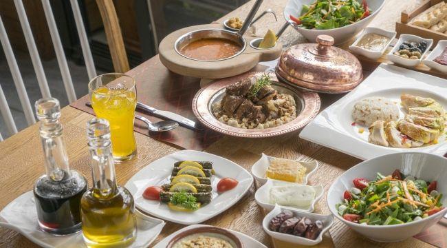Ramazanda beslenmenin 10 aslası