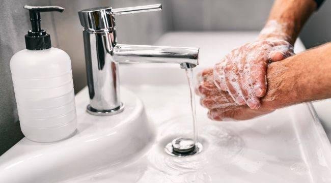 Koronavirüse karşı temizliğe dikkat!