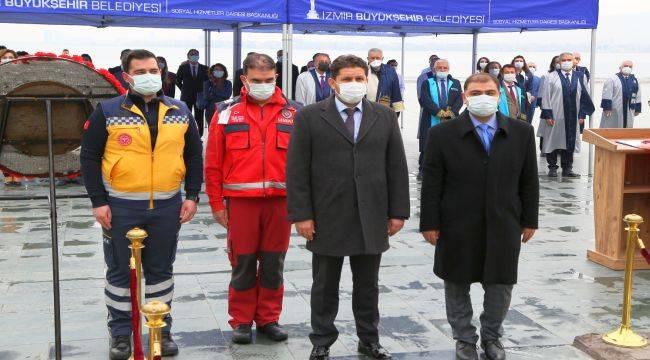 İzmir'de 14 Mart Tıp Bayramı Çeşitli Etkinliklerle Kutlandı