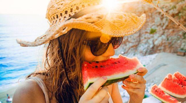 Yaz Ayında Sağlığınız İçin Altın Öneriler