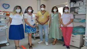 Tepecik Hastanesi'nde Çocuk Bağırsak Yetmezliği Rehabilitasyon Kliniği Açıldı