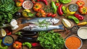 Akdeniz Diyeti ile Sağlıklı Beslenin