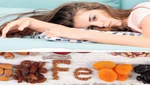 Yorgun Hissediyorsanız Nedeni Demir Eksikliği Olabilir