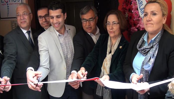Urla'nın İlk Sağlıklı Yaşam Merkezi Açıldı