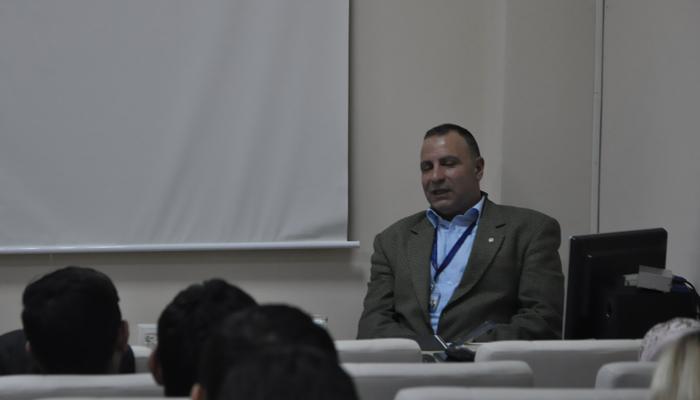 """Ege Üniversitesi'nde """"Bilimde ve Sağlıkta Etik"""" konuşuldu"""