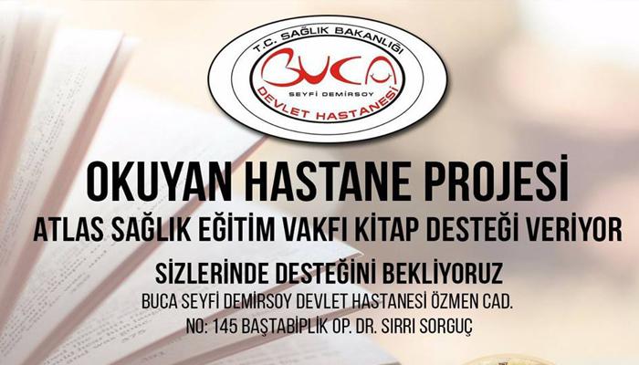 Okuyan Hastane Projesi