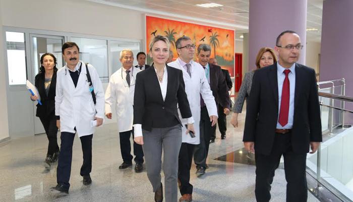 Bornova Devlet Hastanesi Muayeneye Başladı