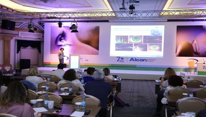 Alcon eğitime yatırım yapmayı sürdürüyor