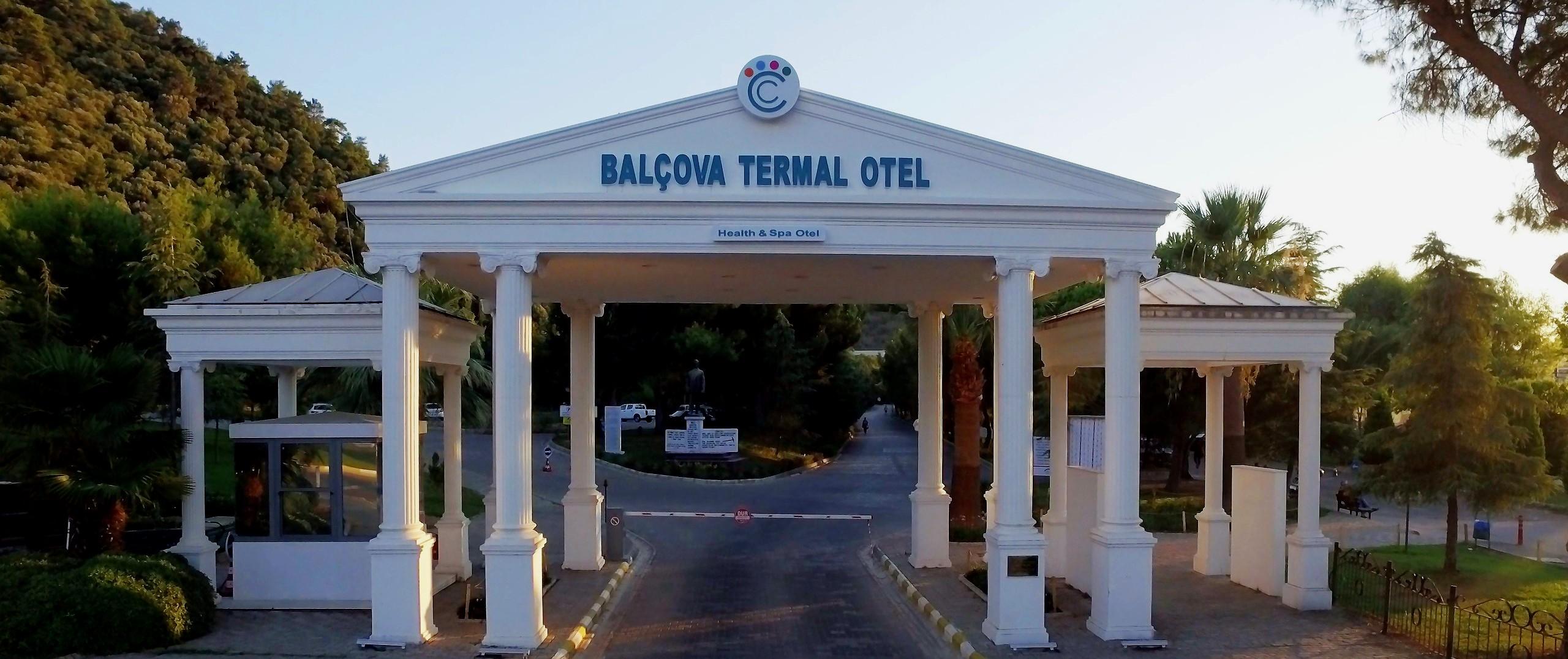 Balçova Termal Oteli Dünyaya Açılacak