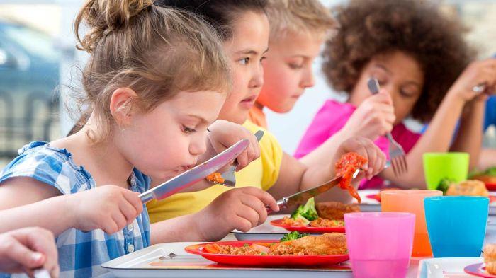 Çocuklar için beslenme önerileri!